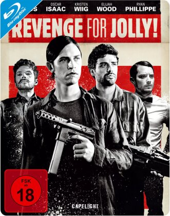 Revenge for Jolly (2012) (Limited Edition, Steelbook)