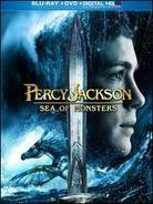 Percy Jackson 2 - Sea of Monsters (2013) (Blu-ray + DVD)