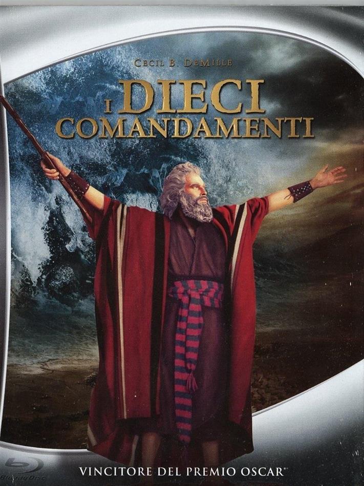 I dieci comandamenti (1956) (Digibook, Special Edition, 2 Blu-rays)