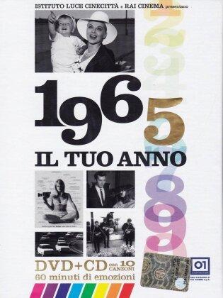 Il tuo anno - 1965 (DVD + CD)