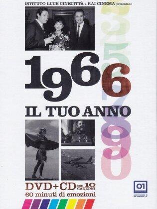 Il tuo anno - 1966 (DVD + CD)