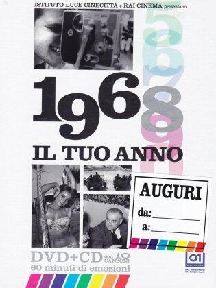 Il tuo anno - 1968 (DVD + CD)