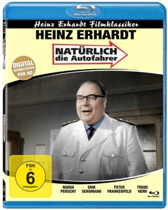 Natürlich die Autofahrer - (Heinz Erhardt Filmklassiker) (1959)