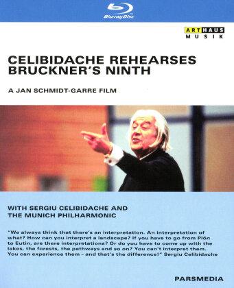 Münchner Philharmoniker & Sergiu Celibidache - Bruckner - Symphony No. 9 (Arthaus Musik)