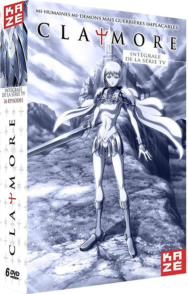 Claymore - Intégrale (6 DVDs)