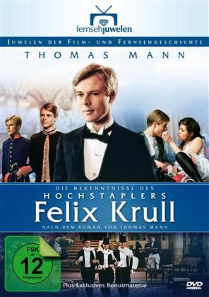 Die Bekenntnisse des Hochstaplers Felix Krull - Teil 1-5 (Fernsehjuwelen - 3 DVDs)