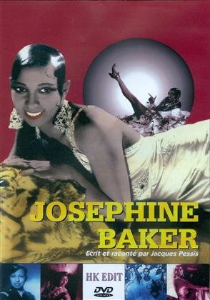 Joséphine Baker (s/w)