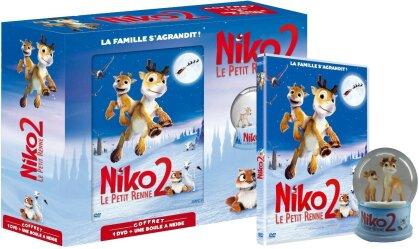 Niko 2 - Le petit renne (+ Boule à neige)