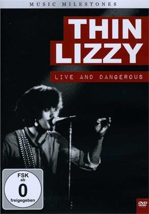 Thin Lizzy - Live and Dangerous (Music Milestones)
