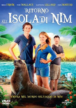Ritorno all'isola di Nim - Return to Nim's Island (2013)