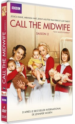 Call the Midwife - Saison 2 (BBC, 4 DVD)