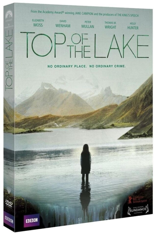 Top of the Lake - Saison 1 (BBC, 3 DVDs)
