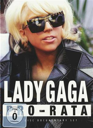 Lady Gaga - Pro-Rata (Inofficial, 2 DVDs)