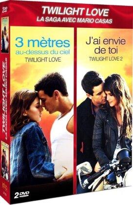 Twilight Love - 3 mètres au-dessus du ciel (2010) / J'ai envie de toi (2012) (2 DVDs)