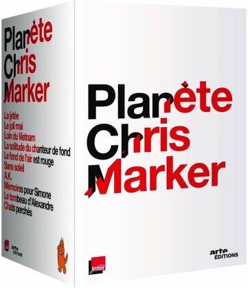 Planète Chris Marker (Arte Éditions, 10 DVDs)