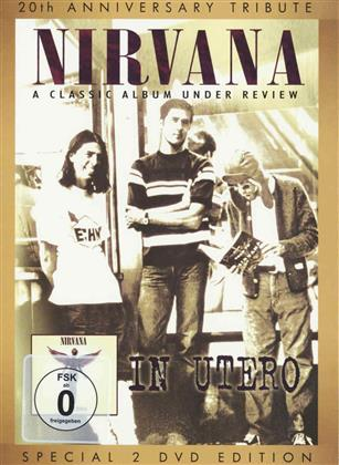 Nirvana - In Utero - Under Review (Inofficial, 2 DVDs)