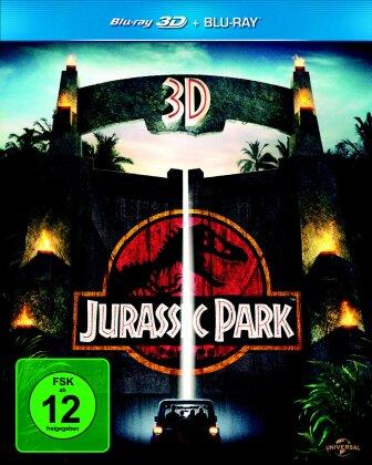 Jurassic Park (1993) (Blu-ray 3D + Blu-ray)