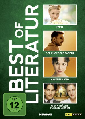 Best of Literatur (Arthaus, 4 DVDs)