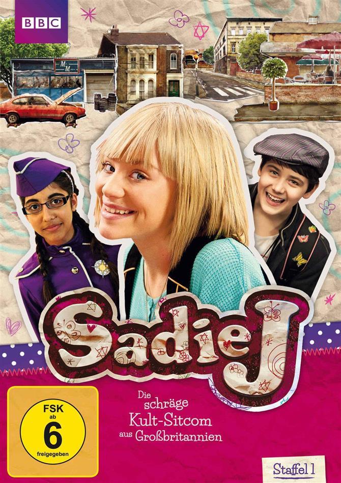 Sadie J - Staffel 1 (BBC, 3 DVD)