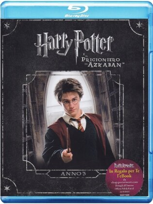Harry Potter e il prigioniero di Azkaban (2004) (Blu-ray + E-Book)