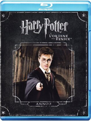 Harry Potter e l'ordine della Fenice (2007) (Blu-ray + E-Book)