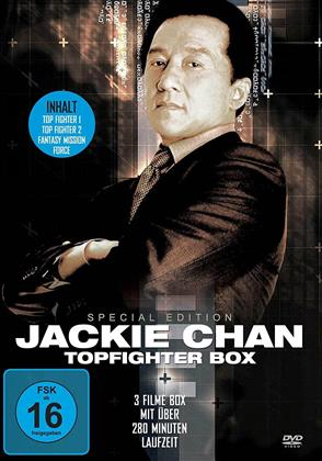 Jackie Chan - Topfighter Box - Top Fighter 1 / Top Fighter 2 / Fantasy Mission Force (Special Edition)