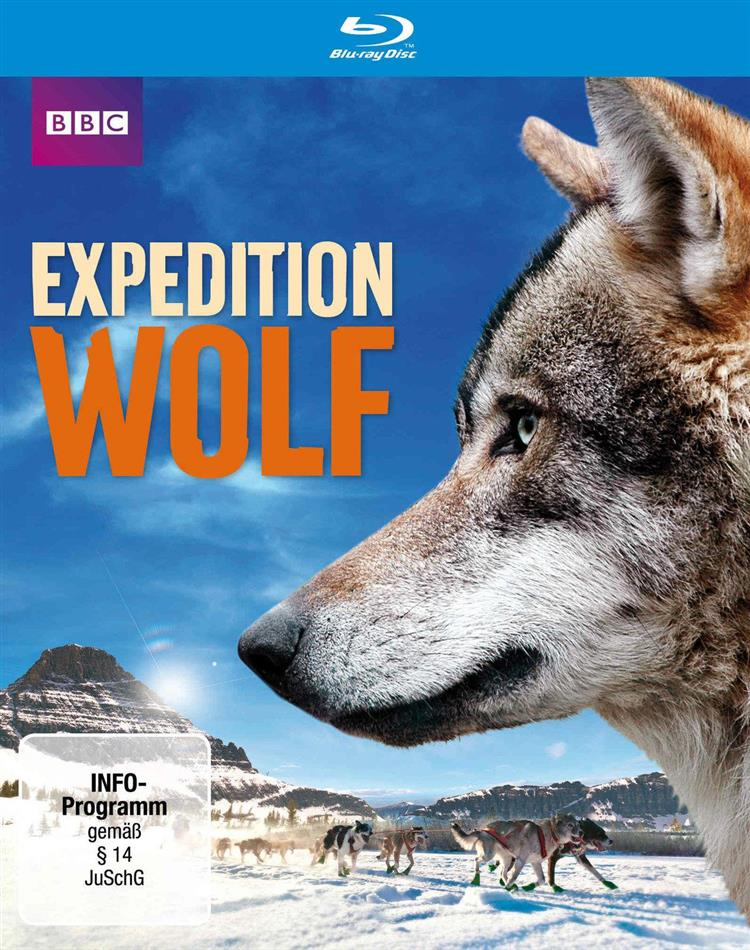 Expedition Wolf (BBC, Digibook)