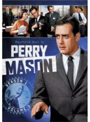 Perry Mason - Season 1.1 (s/w, 5 DVDs)