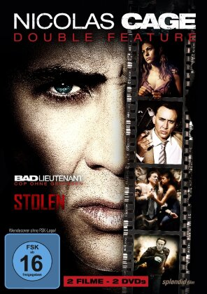 Nicolas Cage Double Feature Box - Bad Lieutenant / Stolen (2 DVDs)