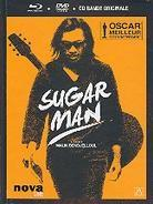 Sugar Man (2012) (Collector's Edition, Blu-ray + DVD + CD)