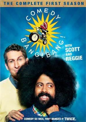 Comedy Bang! Bang! - Season 1 (2 DVDs)