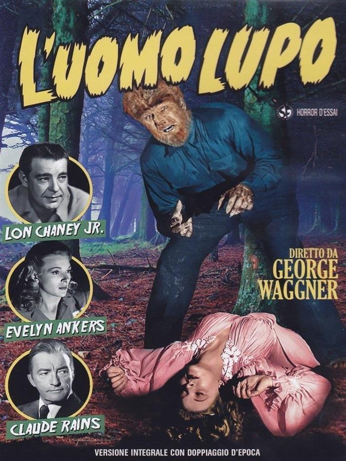 L'uomo lupo (1941) (s/w)