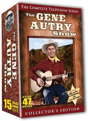 The Gene Autry Show - The Complete Series (Collector's Edition, 15 DVDs)