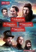 Les Suisses - Die Schweizer - Gli Svizzeri - Ills Svizze (4 DVD)