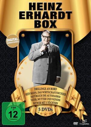 Heinz Erhardt Box (Versione Rimasterizzata, 5 DVD)