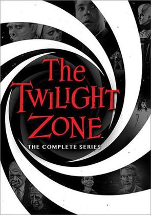 The Twilight Zone - The Complete Series (25 DVDs)