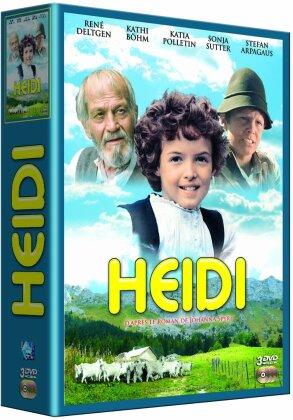 Heidi (Box, 3 DVDs)