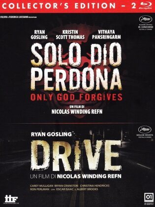 Solo Dio perdona / Drive (Collector's Edition, 2 Blu-ray)