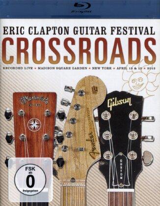 Eric Clapton - Crossroads Guitar Festival 2013 (2 Blu-rays)
