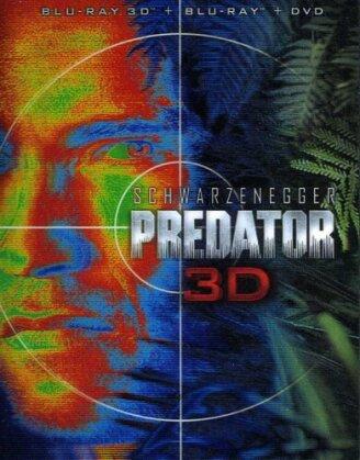 Predator - Predator (2PC) (W/DVD) / (2Pk) (1987) (Widescreen, Blu-ray 3D (+2D) + Blu-ray + DVD)