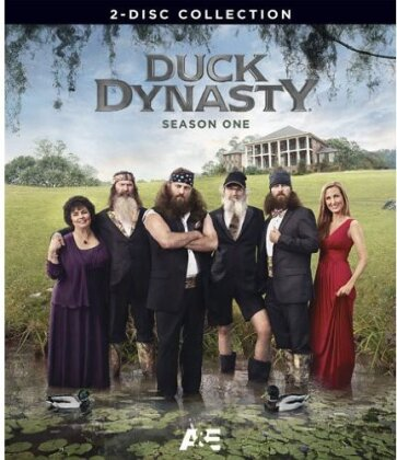 Duck Dynasty - Season 1 (2 Blu-rays)