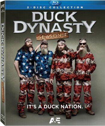 Duck Dynasty - Season 4 (2 Blu-rays)