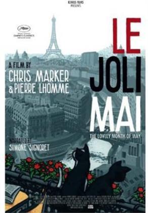 Le joli mai (s/w, 2 DVDs)