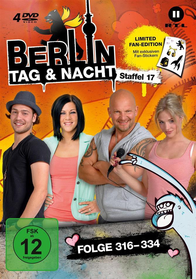 Berlin - Tag & Nacht - Staffel 17 (Fan Edition, Limited Edition, 4 DVDs)