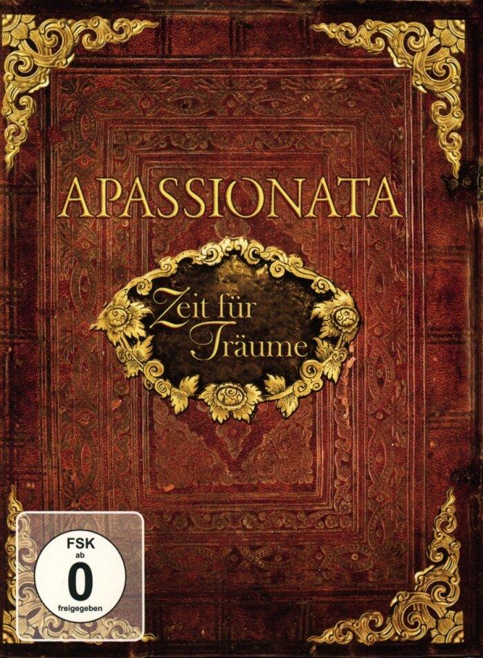 Apassionata - Zeit für Träume (Deluxe Edition, 2 DVDs)