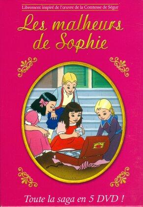 Les malheurs de Sophie - L'intégrale de la saga (5 DVDs)