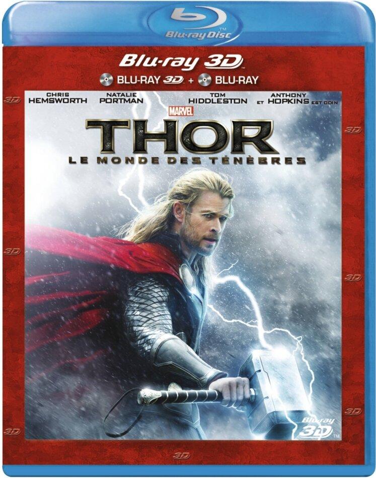 Thor 2 - Le monde des ténèbres (2013) (Blu-ray 3D + Blu-ray)