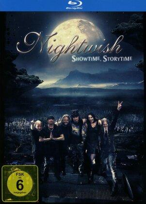 Nightwish - Showtime, Storytime (2 Blu-rays + 2 CDs)