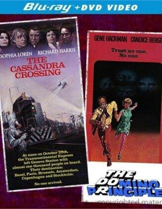 The Cassandra Crossing / The Domino Principle (Blu-ray + DVD)