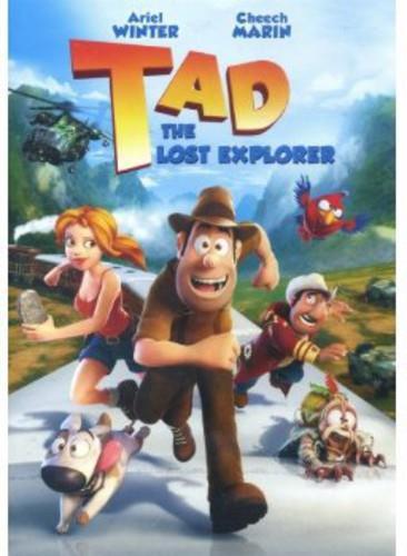 Tad the Lost Explorer - Las aventuras de Tadeo Jones (2012)
